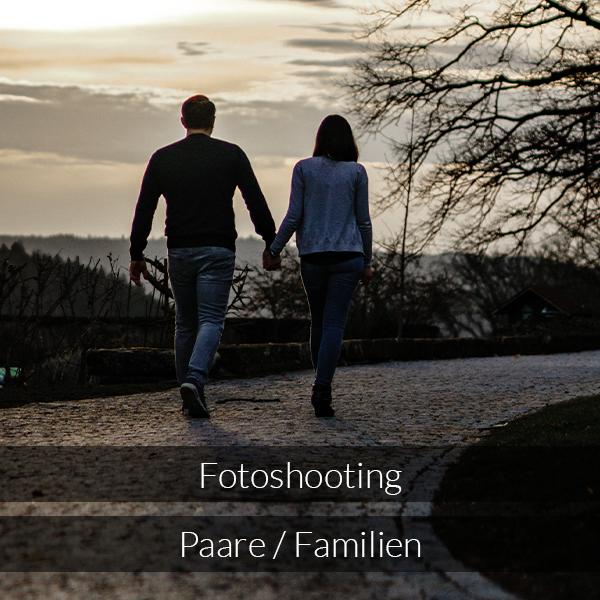 Fotoshooting Paare und Familien
