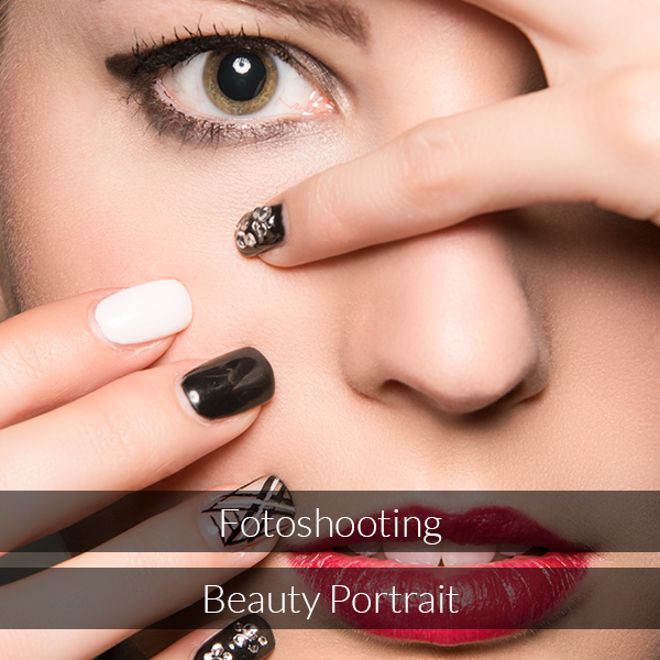 Fotoshooting Beauty-Portrait