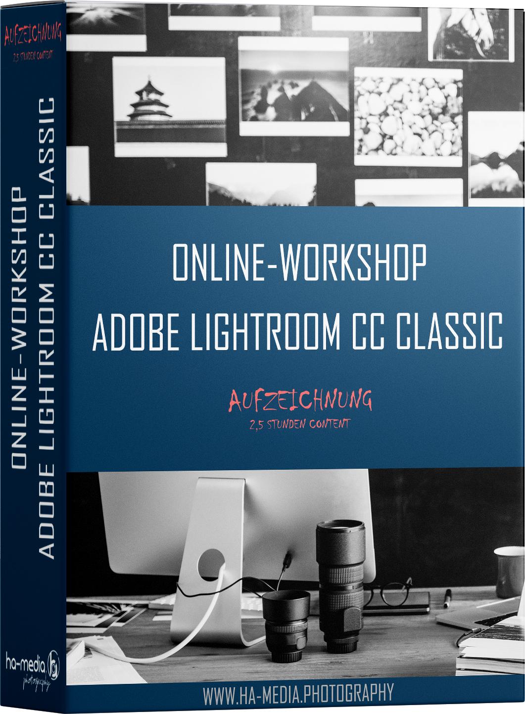 Aufzeichnung - Adobe Lightroom Classic CC